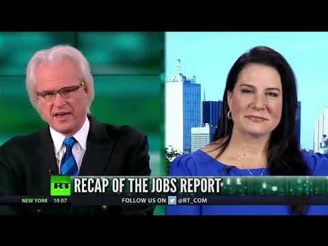 Boom Bust —Jobs, jobs, jobs! Danielle DiMartino Booth of Money Strong LLC