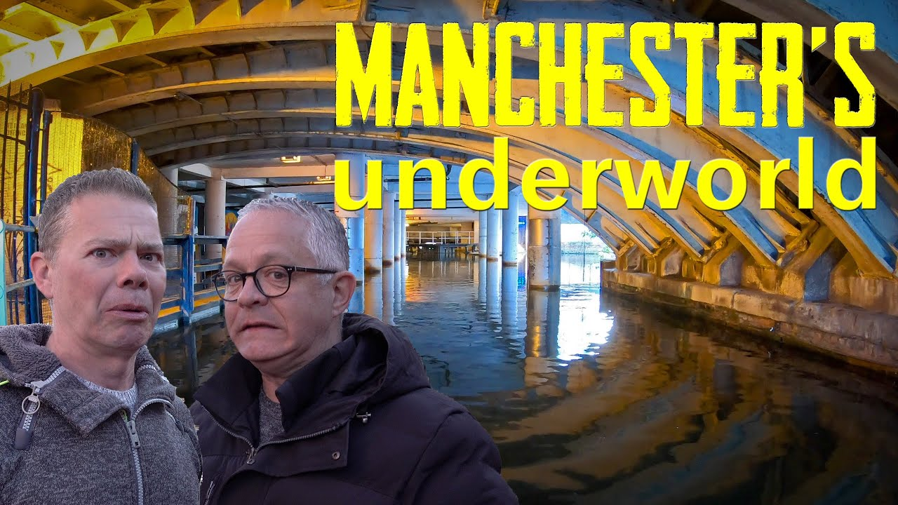 Manchester's Underworld by Narrowboat - The Rochdale Nine