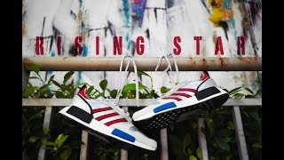 Adidas NEVER MADE RISING STAR R1 REVIEW // Totally Worth it for $150!