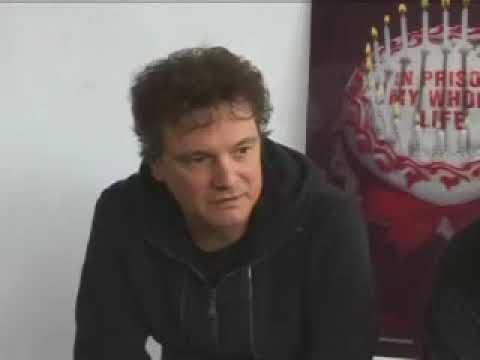 Colin Firth Against Death Penalty/Real Case Documentary/Sundance 2008