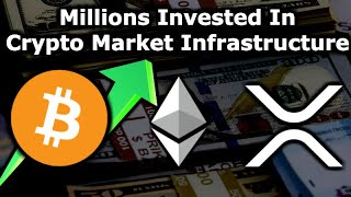 Millions Being Invested in the CRYPTO Market - French Court BITCOIN - OkCoin - AlphaPoint - INX IPO