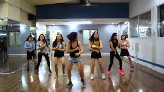 Zumba Maya - Last thing on my mind ( Steps )