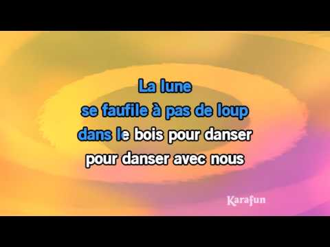 Karaoké Je chante - Charles Trenet *