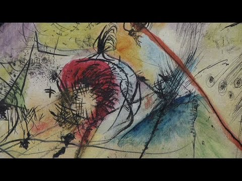 Curating and Conserving Kandinsky