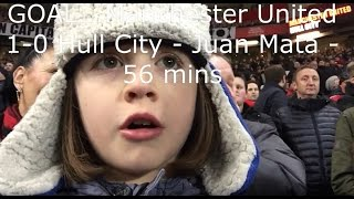 Manchester United v Hull City - EFL Cup Semi-Final - First Leg - Old Trafford - 10.01.2017 | World of Lewis