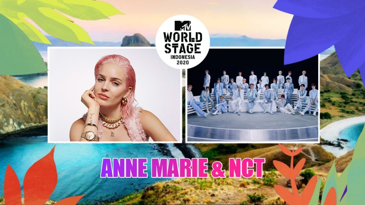 Download NCT Tampil di MTV World Stage Indonesia 2020