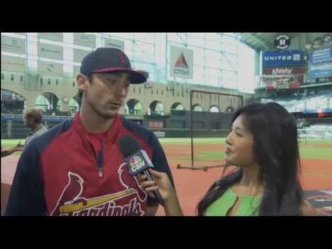 Interview with Cardinals IF Matt Carpenter