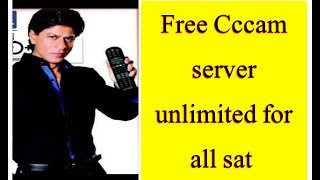 free cccam cline server for all sat life time