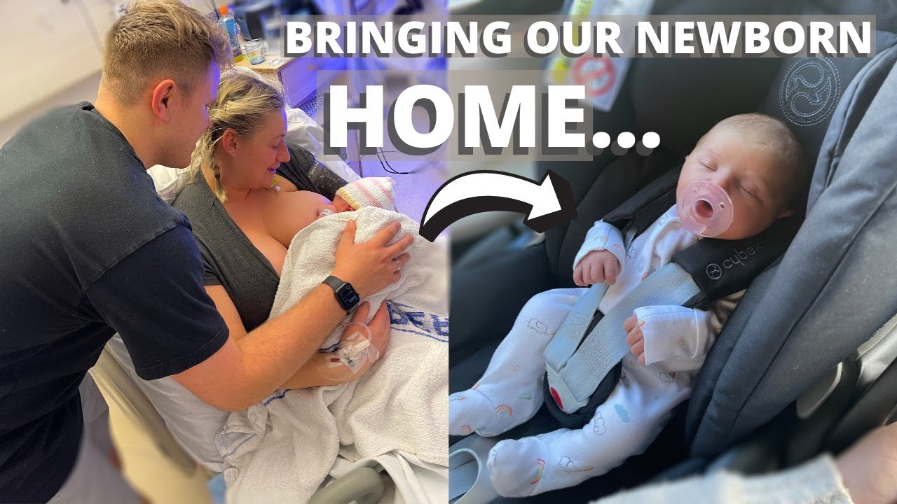 Download BRINGING OUR NEWBORN HOME VLOG   James and Carys