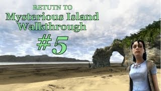 Return To Mysterious Island Walkthrough part 5