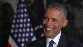 President Obama: Grayer, Wiser After Two Terms