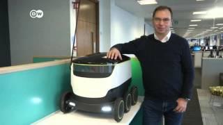 الروبوت... ساعي بريد المستقبل! | الأخبار