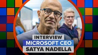Microsoft isn't cool and CEO Satya Nadella is OK with that (Interview)