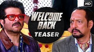 Ghungroo becomes a wedding planner (Dialogue Promo)   Welcome Back