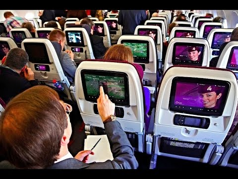 QATAR AIRWAYS | SINGAPORE-DOHA | A350 | ECONOMY CLASS