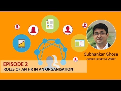 Role of HR in an Organization | Career in HR | Subhankar Ghose