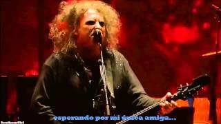 Repeat youtube video The Cure- Burn (Subtitulado en español)