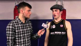 Fight Highlights and Interview with Jack Maguire at BattleZone 15