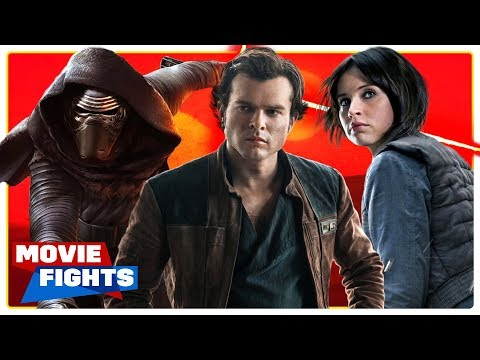Should Disney Stop After Star Wars: Episode 9? MOVIE FIGHTS (GILBERT vs NAPZOK)