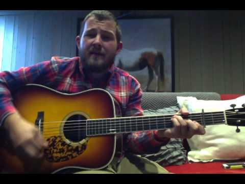 Wayfaring Stranger - Zach Williams - (Johnny Cash Cover)