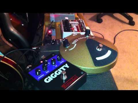 Eric Johnson Fuzz Face - Giggity Marshall Setting