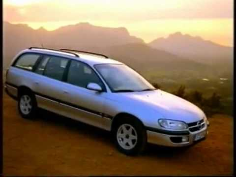 opel omega b caravan offizielle tv werbung youtube. Black Bedroom Furniture Sets. Home Design Ideas
