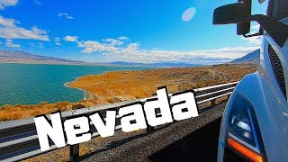 Download 2019 Volvo Semi Truck Takes On The DESERT Area 51 | NEVADA Is A BEAUTIFUL State | Life On The Road Mp3 and Videos