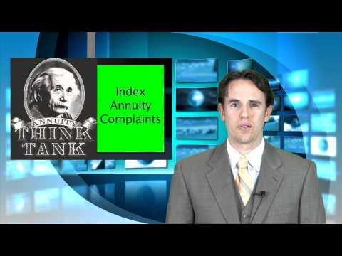 Fixed Indexed Annuity Complaints