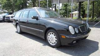 2002 Mercedes-Benz E320 Wagon Start Up, Engine, and In Depth Tour