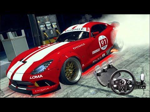 WHEEL SUPPORT! NFS Payback Christmas Update- NEW Cars/SpeedCross
