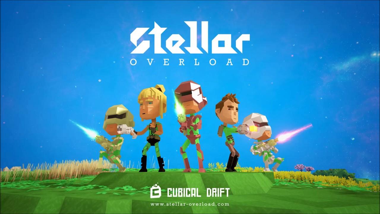 Stellar Overload OST - Stellarium Lab - Mysterious Rooms