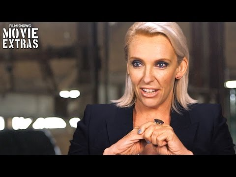 xXx: Return of Xander Cage | On-set visit with Toni Collette 'Jane Marke'