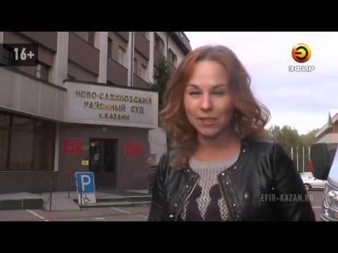 Проект АнтиПьянь: в Ново-Савиновском районе пьяный водитель легковушки припарковался под балконом