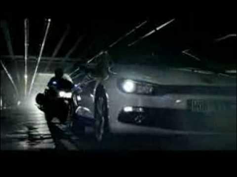 Volkswagen Scirocco comercial