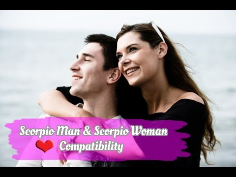 Scorpio Man And Scorpio Woman Love Compatibility