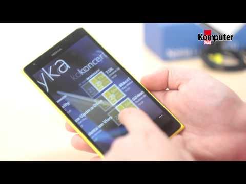 Nokia Lumia 1520 - recenzja | dlaczego TAK, a dlaczego NIE | Komputer Świat