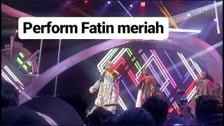Video Perform Fatin Shidqia di Konser ASIAN GAMES 2018 download MP3, 3GP, MP4, WEBM, AVI, FLV Mei 2018