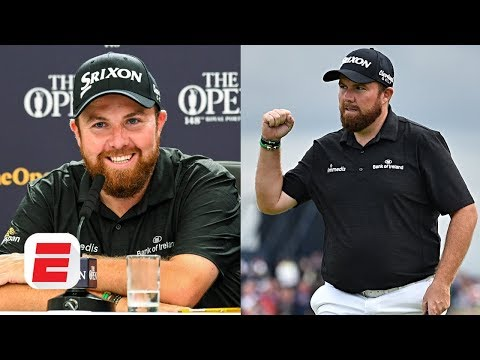 Shane Lowry reacts to 'most incredible day I've had on the golf course' | The Open Championship