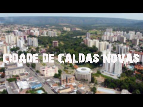 UMA VOLTA PELO CENTRO DE CALDAS NOVAS 💦 CIDADE DAS ÁGUAS QUENTES E NATURAIS ‹ Filmagens1080p a 4k ›