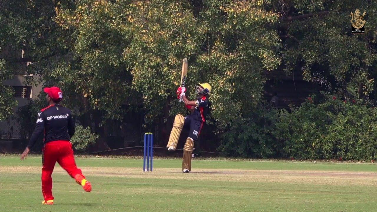 RCB Practice Match 2   IPL 2021   Bold Diaries - Royal Challengers Bangalore