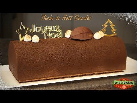 ❅-recette-de-bûche-de-noël-au-chocolat-❅