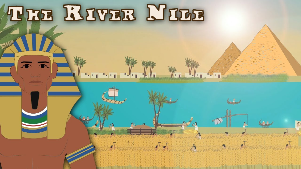 The Importance Of The River Nile in Ancient Egypt