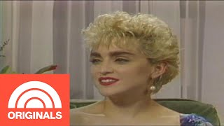 Birthday Flashback! See Madonna Talk Fame On TODAY In 1987 | TODAY