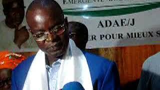 DentalTV: Diaraf Sow responsable politique ADAE/J gèle ses activités au sein de Bby