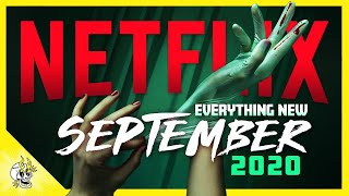 Everything Exciting & New on NETFLIX September 2020 & What's Leaving Netflix | Flick Connection