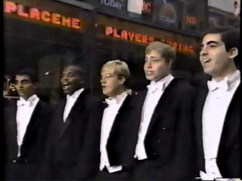 Yale Whiffenpoofs of 1994 on Today