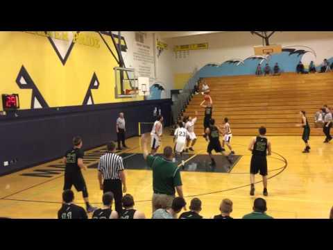 Cameron Burns 6'4 Forward Marysville Getchell Highlights Class of 2016