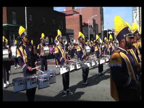 North Carolina A&T Band 2011 Greensboro Christmas Parade (Full ...