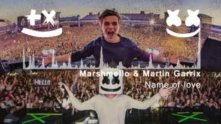 Martin Garrix & Marshmello Ft. Bebe Rexha - Name of Love
