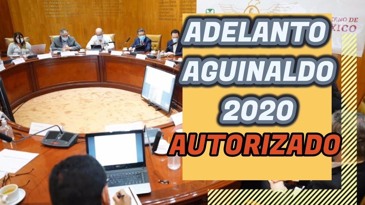 ADELANTAN PAGO DE AGUINALDO A PESIONADOS POR PANDEMIA